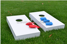 wooden outdoor/customized tailgate games/cornhole