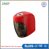 Touch Switch Electric Automatic Batteries Sharpeners Auto Pencil Sharpener For Home Office School Stationery Supplies
