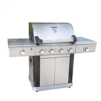 4 Hauptbrenner Mit 2 Seitenbrenner Grill Gasgrill Outdoor-kücheninseln -  Buy Bbq Gas Grill Outdoor Küche,Outdoor Küche Inseln,Im Freien Product on  ...