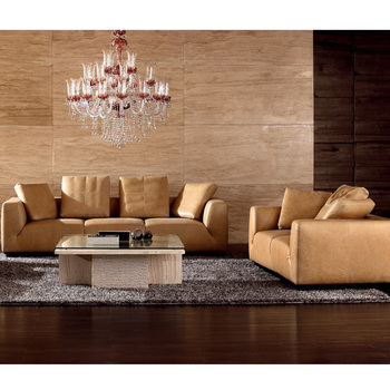 Fast Delivery Natuzzi Sofas Modern Royal Sofa Leather 1 1 3 Sofa Set  Furniture Top Selling