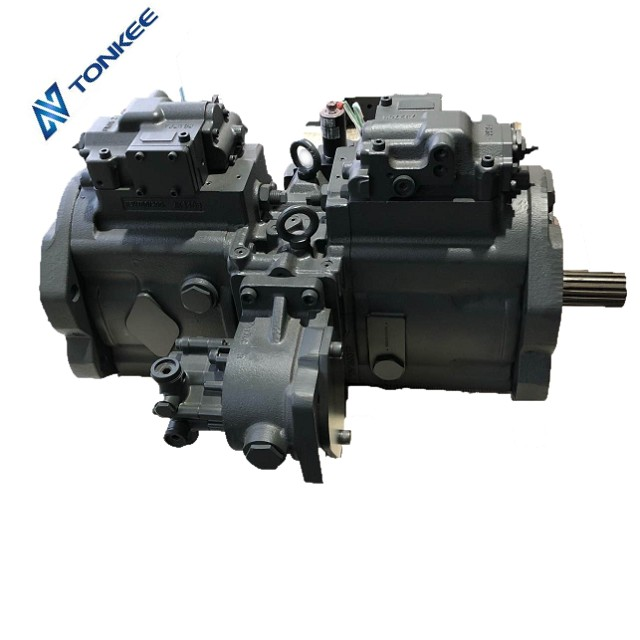 EC360BLR  K3V180DTP hydraulic pump with 1 stage gear pump