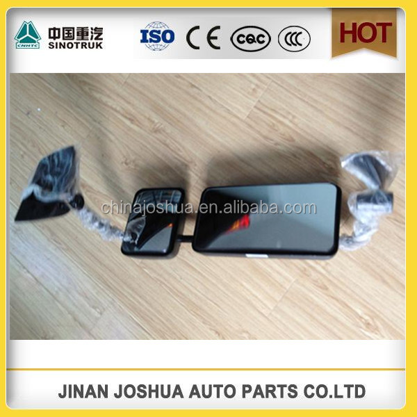 China suppliers heavy truck parts Sinotruk faw foton dongfeng volvo bus truck mirror