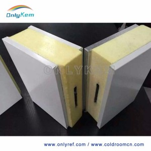 PUR sandwich panel for cold room ,cold storage box