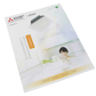 XIKOU Air Conditioning Parts Customized Catalog Printing for Mitsubishi- Electric