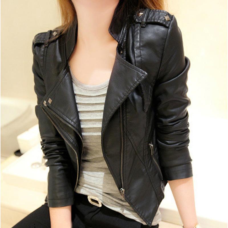 Online Get Cheap Cute Leather Jackets -Aliexpress.com