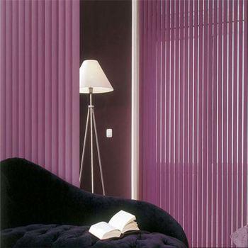 Motorized Purple Decorative Vertical Blinds Parts Buy Parts Vertical Blinds