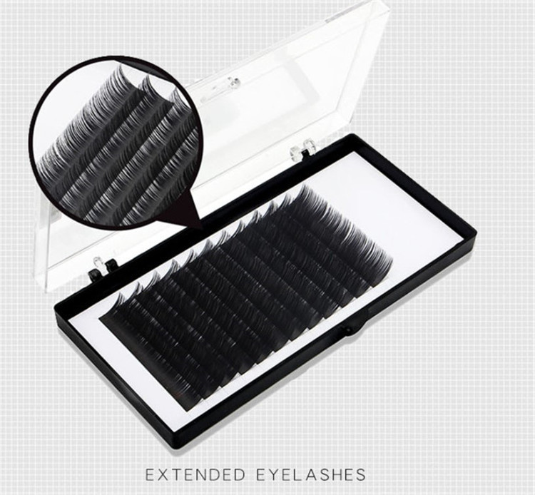 Factory Price Wholesale Siberian Mix Length Mink Eyelash Extensions Custom Eyelashes with Private Label Eyelash Packaging