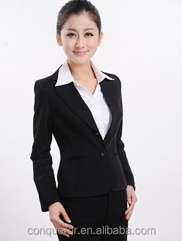 3bef3044 slim body women suits ,trendy ladies professional suits, View body suit for  woman, conqueror Product Details from Shanghai Conqueror Textile Co., Ltd.  ...