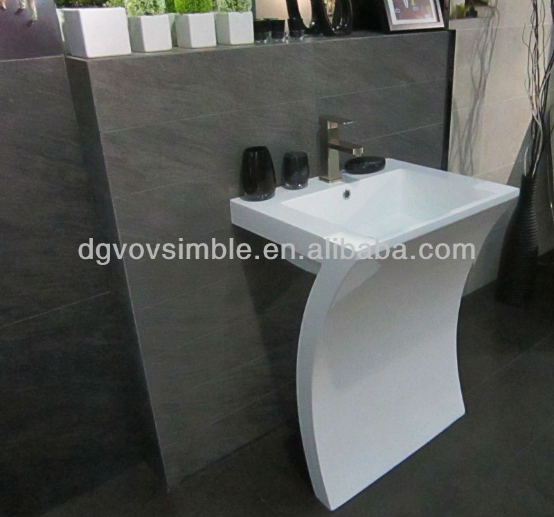 suppliers marble pedestal wholesale alibaba sink sale showroom for free standing black