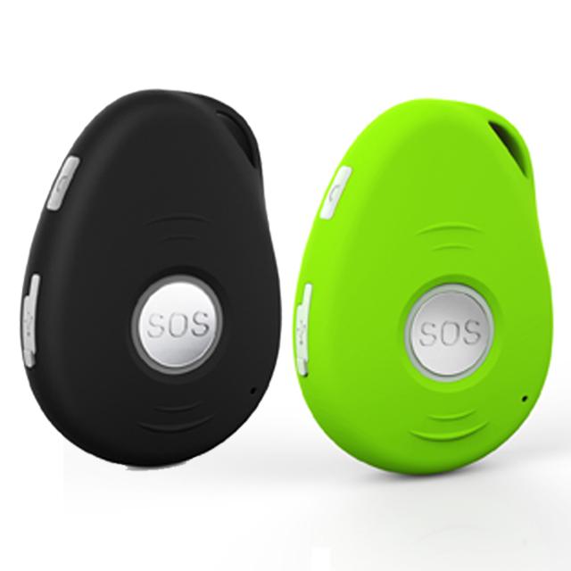 2G 3G 4G GPS Pelacakan Perangkat Pribadi GPS Tracker Ev07s dengan Pegangan Karet Cat