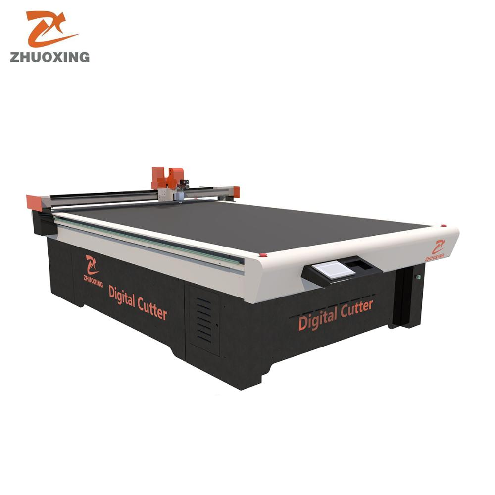 Factory price 안티 피로 Mat Acoustic 주름 잡아 드리 착 Board cutting machine CNC digital 커터 와 CE