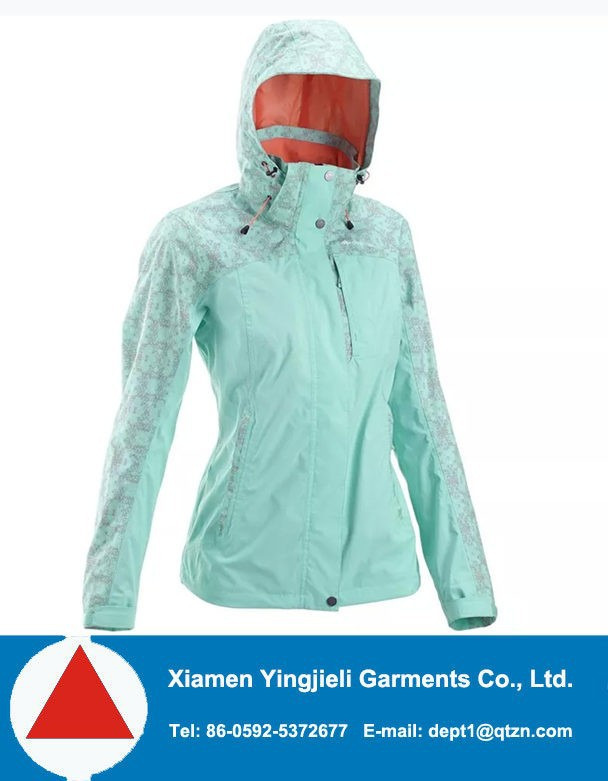 name brand design women outdoor jacket,sun protective jacket
