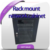 Rack Wall mount network cabinet (12/15/18/22/27/32/42U available)
