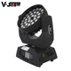 Amazing effect 36x10w led zoom led moving head wash quad color 4in1 led moving head RGBW wash lights for sale