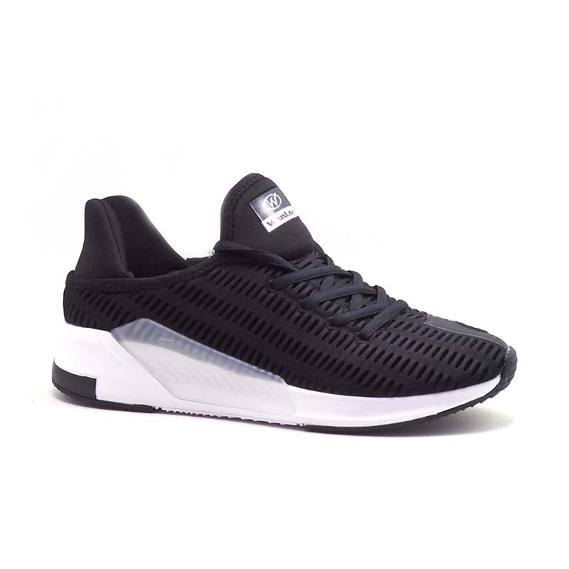 Super hot sale mesh athletic sports running shoes