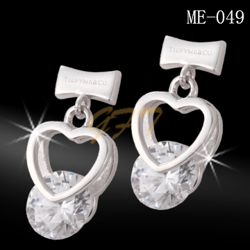 Christmas gifts wholesale sterling silver earrings jewelry online