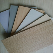 Provider of 9mm 12mm 4mm 6mm 25mm brand light color melmaine MDF board