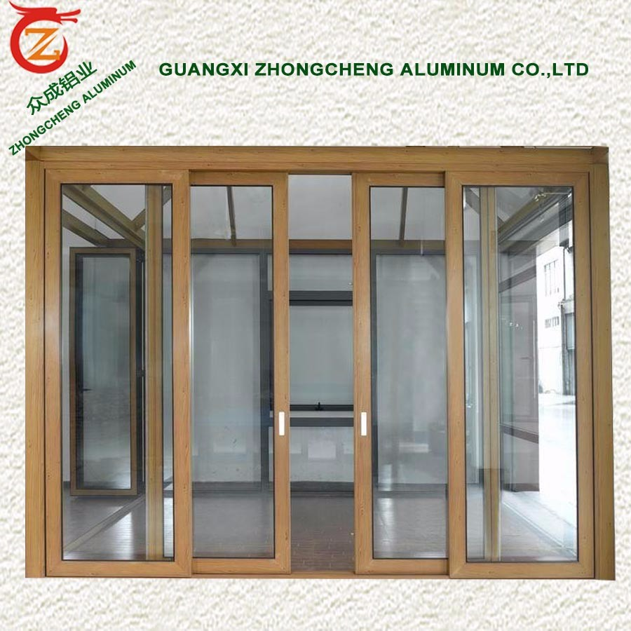 Aluminum windows and doors manufacturer make sliding open for Sliding door manufacturers