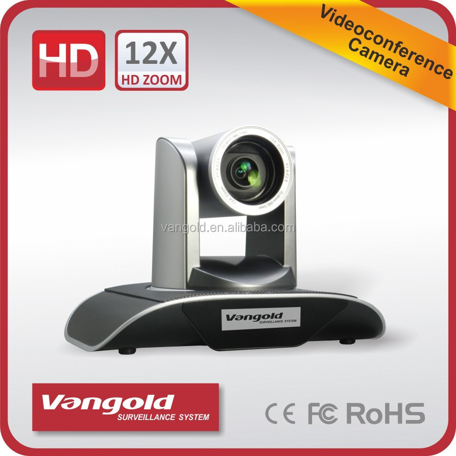 High quality video full HD conference camera with Original Olympus Lens 72 degree view angle