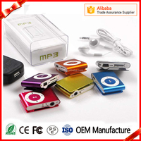 2016 cheapest free download songs music clip mini TF Card MP3 Player