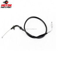 Wholesale custom motorcycle throttle control cables for Suzuki