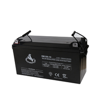 12V 150Ah Lead acid rechargeable Agm Industrial battery