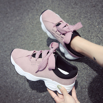 e876be737b20 Latest modle trending 2018 women s sneaker in girls student Casual wild  outdoor sports shoes