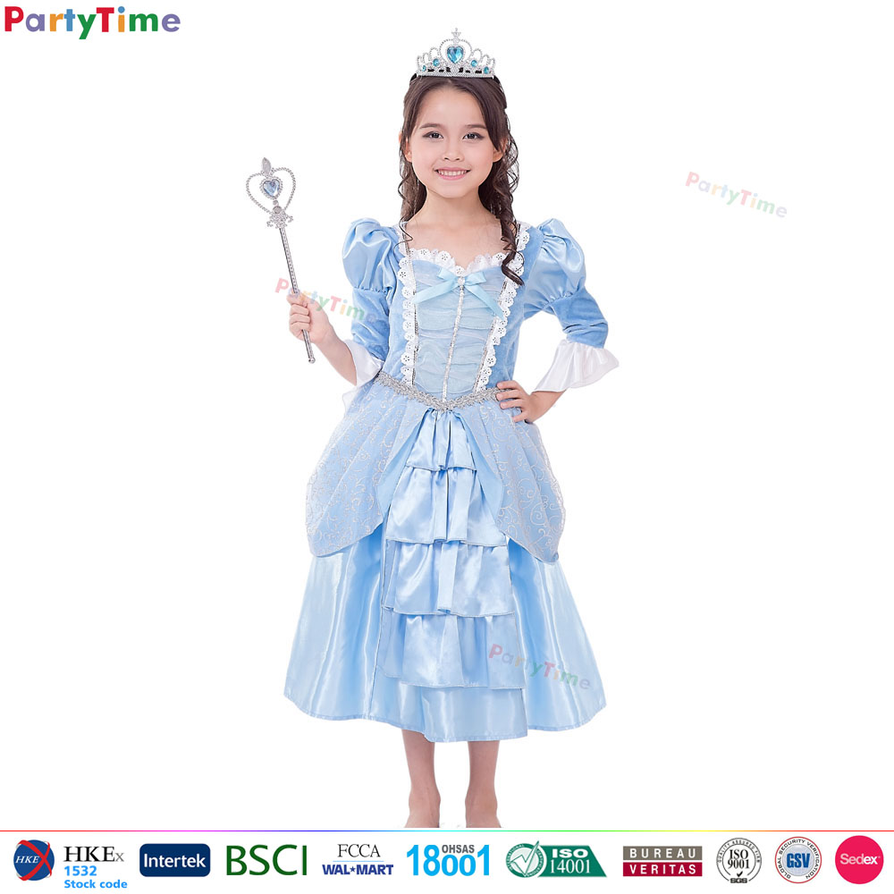 oem party city halloween costumes girls for light blue glamour