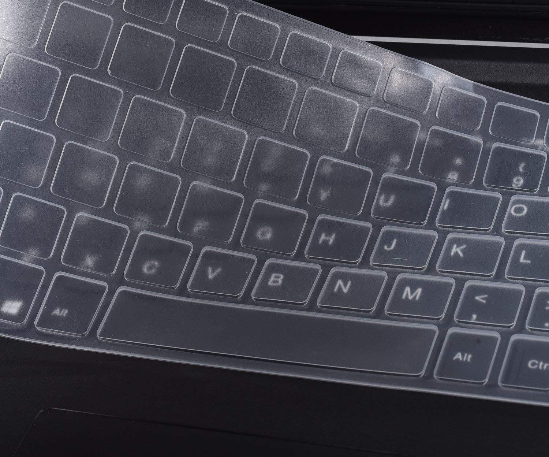 "For Lenovo Yoga Keyboard Cover for Lenovo Yoga 720 2-in-1 13.3"" Ultrabook, Lenovo Yoga 920 13.9"", Lenovo Yoga 720 12.5"" Laptop - Clear"
