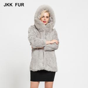 64b64599 White Pink Rabbit Fur Coat Wholesale, Fur Coat Suppliers - Alibaba