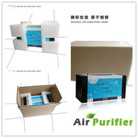 TRUMPXP TCB-135 1g portable OZONE AIR PURIFIER home/hotel/school air defenders air refreshing/sterilizer/ deodorizer