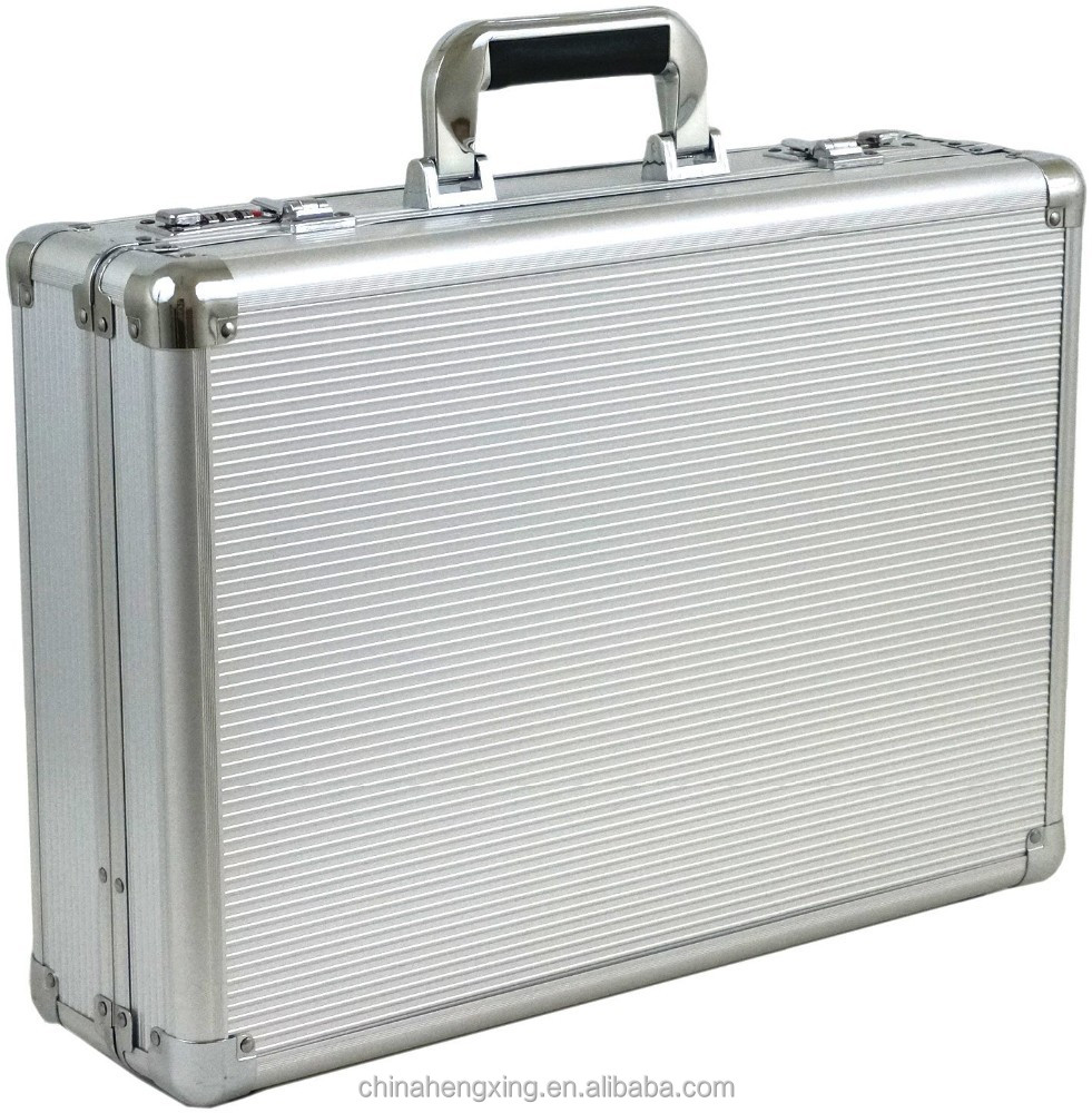 Rugged Aluminum tool case ITEM-S7711 for laptops, handguns, audio equipment, jewelry