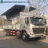 China Sinotruk HOWO 10 Wheeler Delivery Wing Van Truck For Sale In Philippines