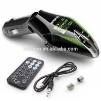 LCD Car Kit MP3 Player portable Wireless FM Transmitter Modulator USB TF w/ Remote tf card mp3 player,mmc usb tablet tf card