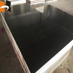18mm brown black film concrete pouring house formwork board for walls