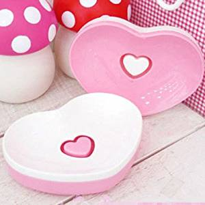 Buy Workshop You Have My Heart Heart Shaped Soap Holder Dish Water Leak Box In Cheap Price On Alibaba Com