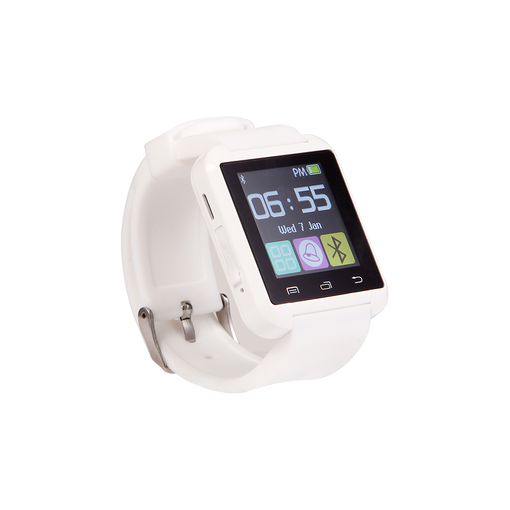 "1.44"" Display Screen Bluetooth android U8 smart watch cheap mobile phone watch"