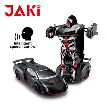 Sound control wireless remote control toy stunt robot carrc car sound control wireless remote control toy stunt robot car rc car robot for kids toy malvernweather Images