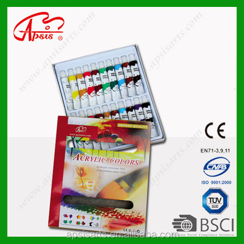 Acrylic Hobby Paint for Artists and Learners