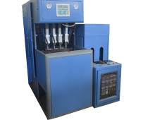 Manuel การทำงาน 4 cavity bottle blow molding machine