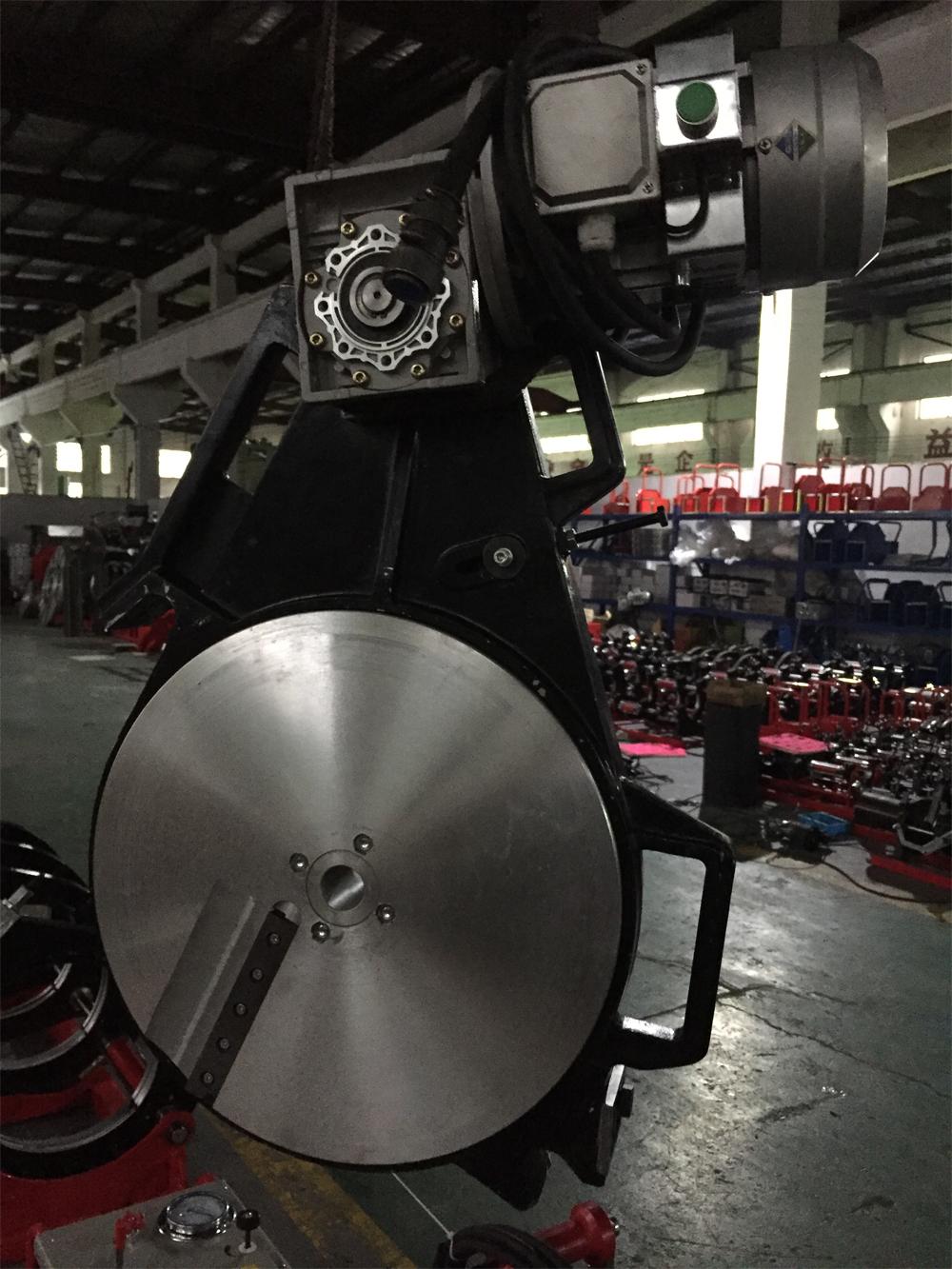 SDD450 fabrikant originele pe buis fusion butt lasmachine