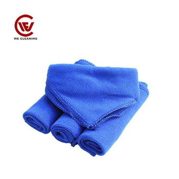 OEM Customized Promotional High Quality Microfiber Cleaning Cloth, Custom Microfiber Cloth Cleaning