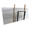 Natural light grey marble grains wooden veins marble vein wood