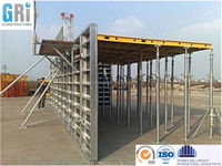 formwork/concrete forwork with aluminum beam formwork girder system