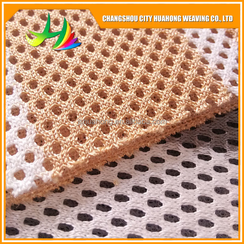 Summer cool materiale mat panino 3D air mesh strato di tessuto