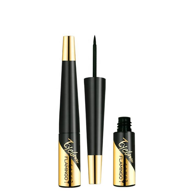 OEM NO LOGO Noir Eyeliner Liquide Imperméable À L'eau De Maquillage Beauté Cosmétiques Maquillage Crayon De Revêtement D'oeil