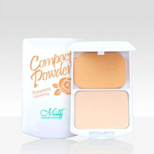 MENOW F13002 Makeup Compact Powder with free concealer pencil