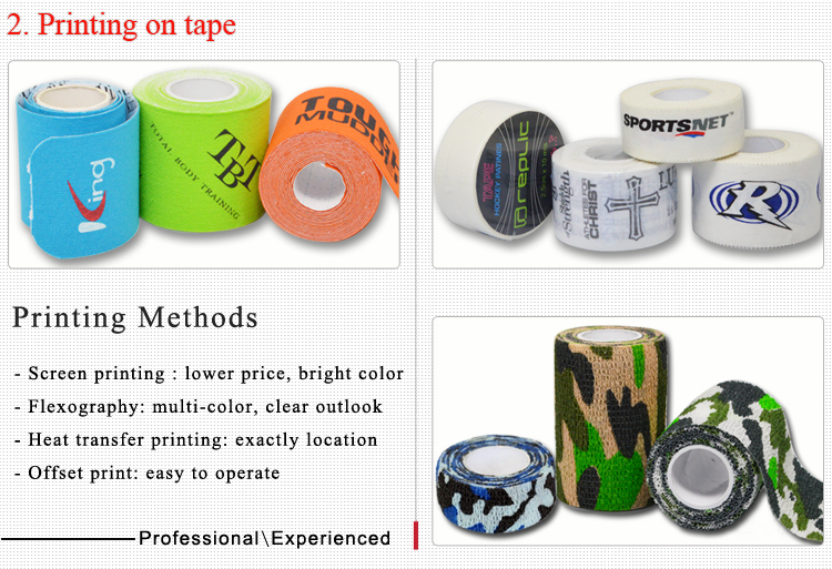 I Shape Pre Cut Athlete Breathable Elastic Sports Tape Kinesiology