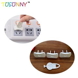 baby safety socket cover plastic socket plugs outlet covers Baby Proof European 2 Pin EU Plug Socket Cover Protector