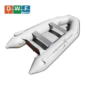 Inflatable Boats Sports Boats with tent and outboard motor